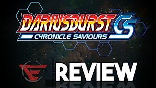 DARIUSBURST Chronicle Saviors Review - Steam Gameplay