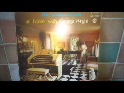 George Wright at Home.Conn 651 theatre organ