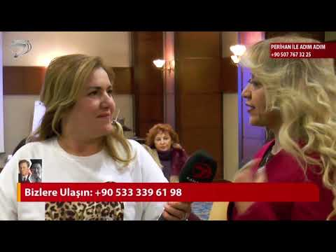 Perihan bozkurt akdogan perihan ile adim adim grigori grabovoi adli yayin Kanal7 Avrupa 16/12/2018