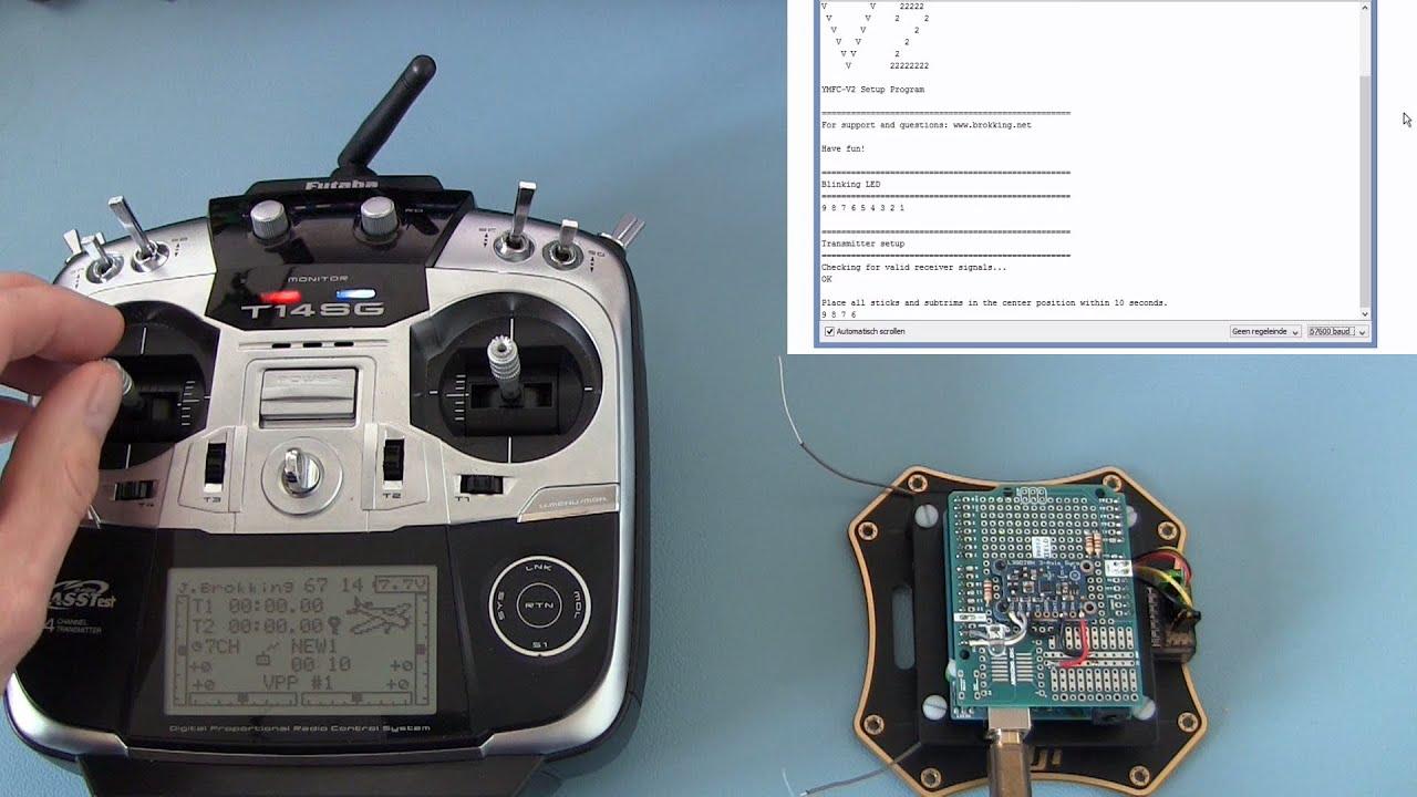 Quadcopter imprimé en 3D avec arduino