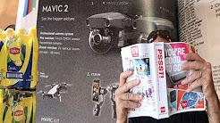 Argos, DJI Mavic Pro 2/Zoom Drone & New Drone rules.