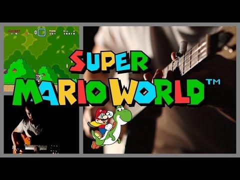 """""""Super Mario World Soundtrack"""" - samuraiguitarist"""