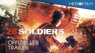 28 SOLDIERS Trailer (Deutsch German)