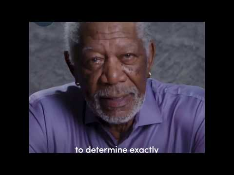 Morgan Freeman explains Russia's plot to undermine the U.S.