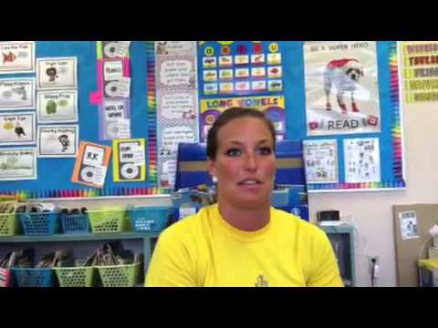 First year of teaching 1st grade
