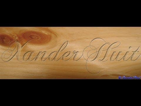 Xanderhuit tutoriel incrust texte dans du bois avec photoshop cs6 extended - Gravure sur bois avec dremel ...