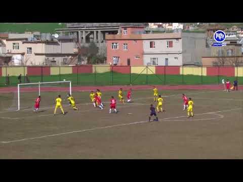 hallo vs akre kurdistan league first 12-3-2018 payam sport
