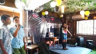 SPOTLIGHT GUEST PERFORMER (Ms. Shekinah Mukhiya - Singing)