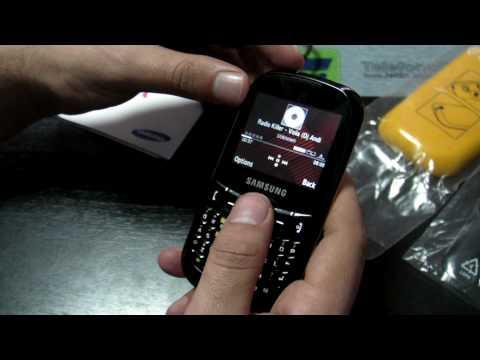 Samsung B3210 CorbyTXT Review HD ( in Romana ) - www.TelefonulTau.eu -