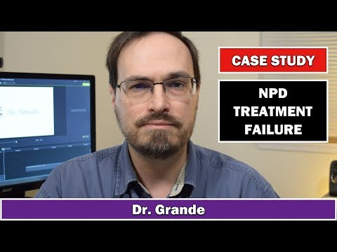 Case Study: Narcissistic Personality Disorder Failed Treatment Attempt