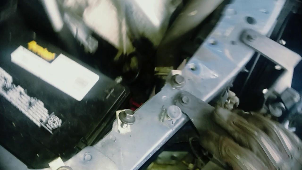 cadillac eldorado alternator replacement youtube cadillac eldorado alternator