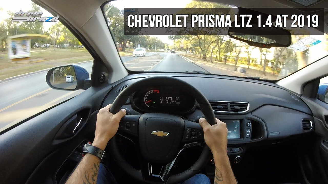 Chevrolet Prisma Ltz 2019 Pov Youtube