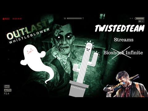 IT COULD HAVE BEEN BEAUTIFUL!! (Topshelf Streams Outlast Whistleblower DLC)