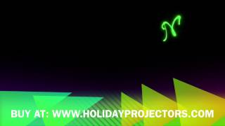 Mr Christmas Musical Laser Projector - 30 Minutes Of Holiday Videos - Videos 1-5