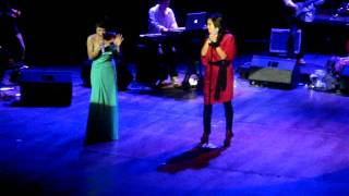 SAO CHẲNG VỀ VỚI EM - Uyên Linh ft Thanh Lam (Cầm tay mùa hè - 19/06/2011)