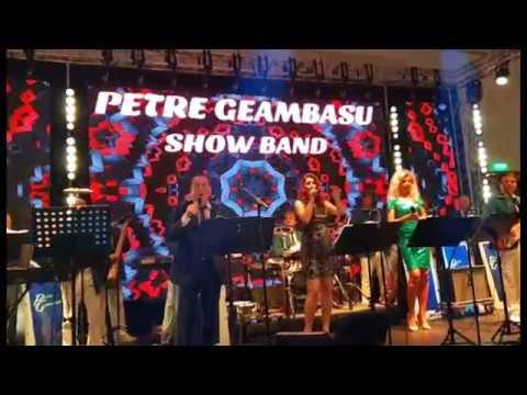 Petre Geambasu Show Band - MY LOVE & MENESTRELLO SENZA FORTUNA With Marcela Scripcaru & Elena Niciu