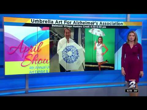 KPRC Meteorologist Britta Merwin Joins Belmont in Alzheimer's Association Support