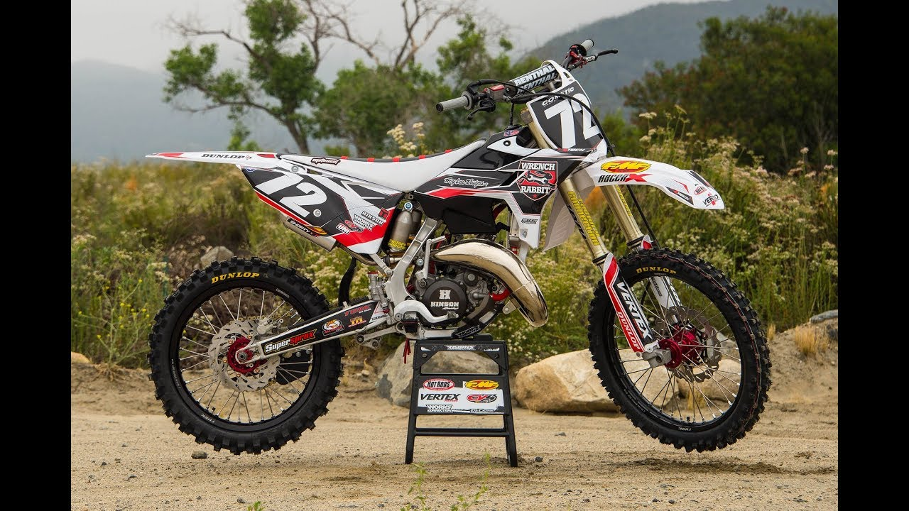 Racer X Films: Garage Build 2005 Yamaha YZ125