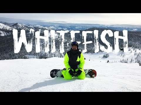 Whitefish, MT - March 2019