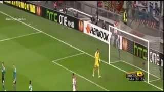 Video Gol Pertandingan Ajax Amsterdam vs Legia Warszawa
