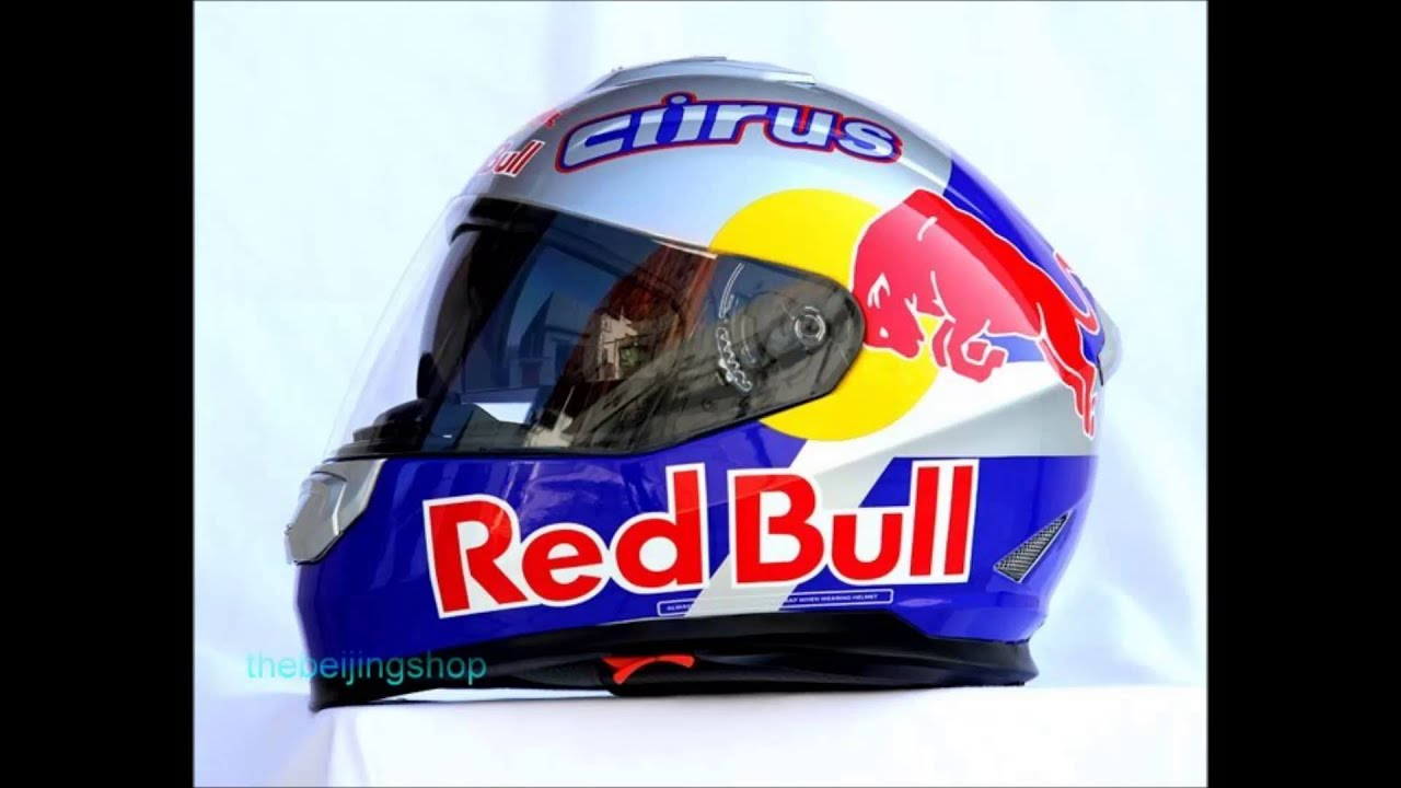 new arrived red bull dot approved motorcycle helmet by. Black Bedroom Furniture Sets. Home Design Ideas