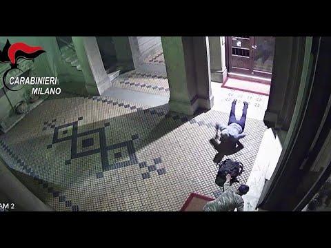 Milano, Presi Gli Acrobati Dei Furti Nelle Case Del Centro