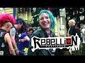 Rebellion Festival Blackpool - Resistance 77 - No Escape
