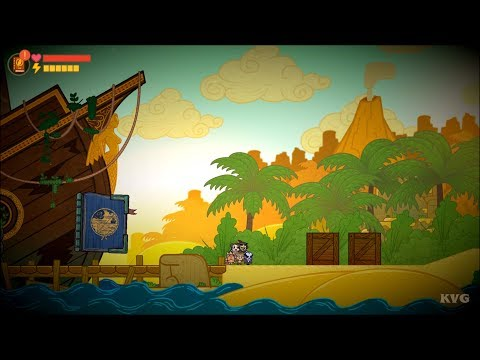 Bookbound Brigade Gameplay (PC HD) [1080p60FPS]