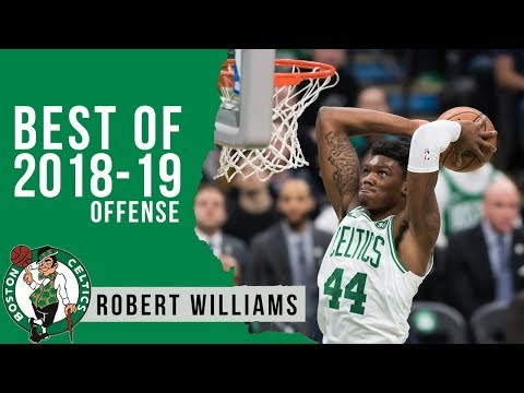 Robert Williams Offense Highlights 2018/19 NBA Regular Season (all FGM included)