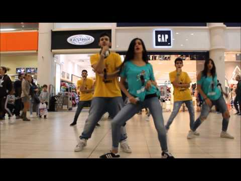 Just Dance 2016 - Gibberish (Dance Style Crew Cyprus)