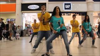 Just Dance 2016 - Gibberish (Dance Style Crew Cyprus) thumbnail