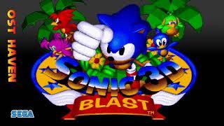 SONIC 3D Blast (Genesis) - OST #14 - Gene Gadget Zone Act 2