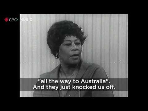Ella Fitzgerald Sues Airline for Discrimination (1970)
