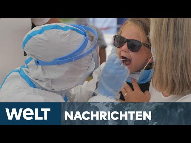 CORONA-INFEKTIONEN STEIGEN RASANT: Bayerisches Test-Chaos verunsichert - Söder entschuldigt sich