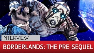 Borderlands: The Pre-Sequel PC gameplay and interview