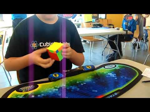 Puget Sound Fall 2017 Cubing Competition!