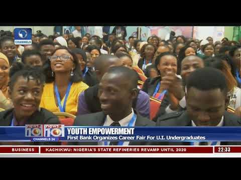 First Bank Organises Career Fair For U.I Undergraduates