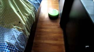 v bot robotic vacuum cleaner