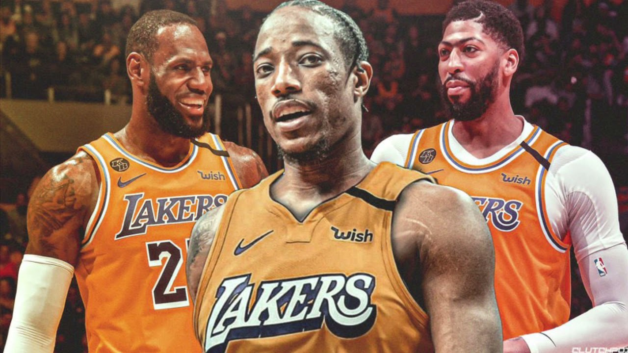 Carmelo Anthony a Laker? Reports link L.A. to 'Melo, DeRozan, Gay