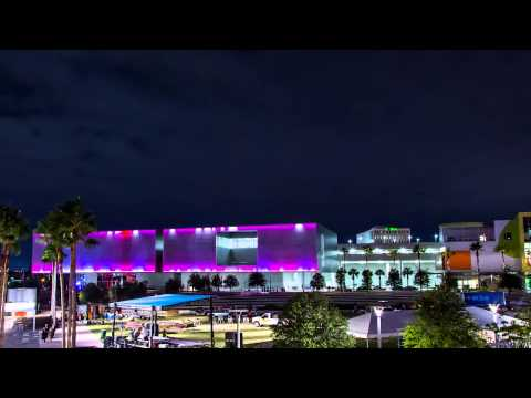 Tampa Museum of Art Time Lapse