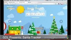 GDL Presents: Santa Tracker Chrome