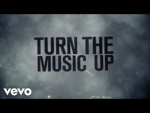 Nf Turn The Music Up Lyric Video Youtube
