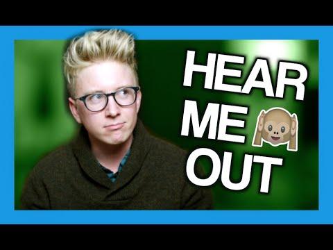 Dear YouTube: HEAR ME OUT | Tyler Oakley
