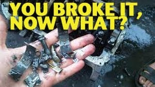 You Broke It Now What? -Etcg1