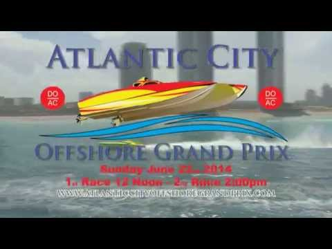 AC Offshore Grand Prix TV Commercial WNBC40