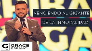 Venciendo Al Gigante De La Inmoralidad David Scarpeta Grace Español