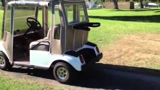 Club Car 48volt Full Enclosure