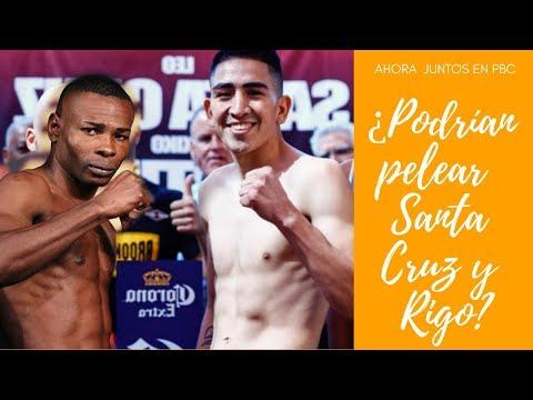 Rigondeaux, Gamboa y Santa Cruz juntos en PBC, ¿Habrá pelea entre ellos?