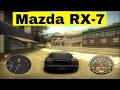 Mazda RX-7 | Need For Speed : Most Wanted (2005)