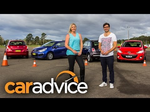 Best Cars for P-Platers: We take a look at four of the best options for city driving